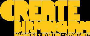 Create Birmingham logo