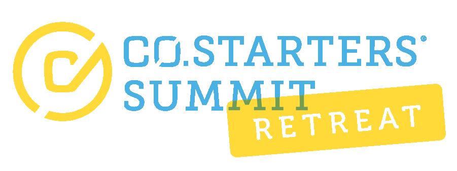 CO.STARTERS Summit Retreat logo