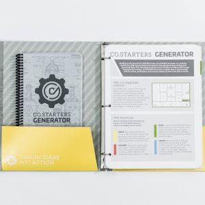 CO.STARTERS Generator