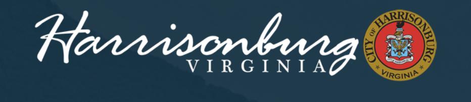 Harrisonburg Virginia Local Government