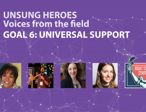 "Unsung Heroes of Ecosystem Building: Meet the Voices Championing ""Universal Support"""