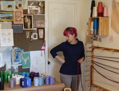 Starter Story: Miriam Omura // Miriam Norris Omura Art