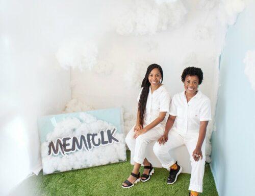 Starter Story: Ebony Archie & Coresa Hogan // MEMFOLK
