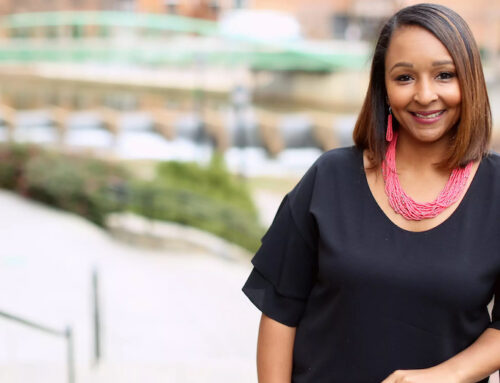 Starter Story: Shayla Sadler // Empowered for Purpose